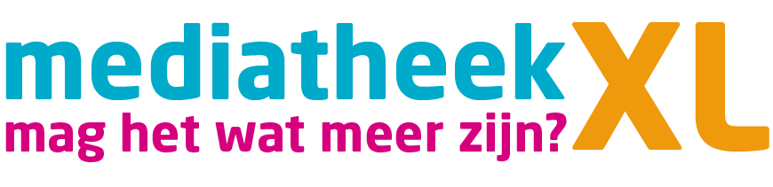 Logo Mediatheek XL