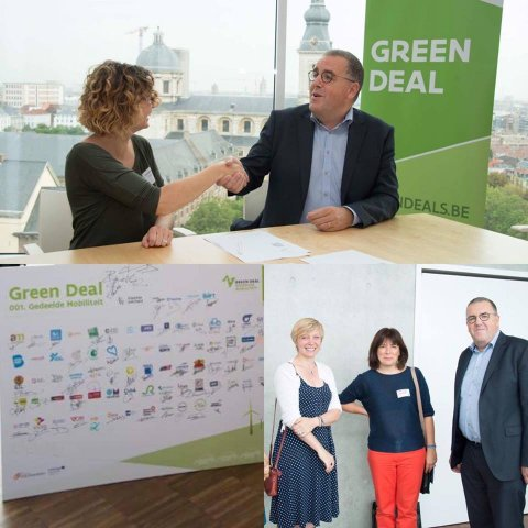 Green Deal Arteveldehogeschool