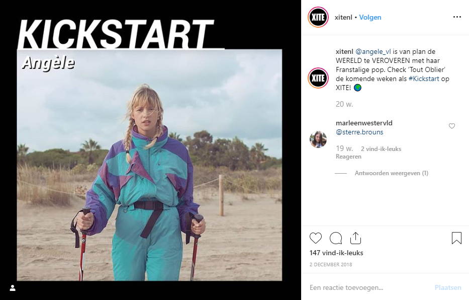 Instagram Xite Chase Creative social storytelling