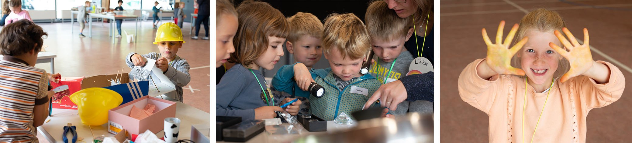 stem kinderlabo arteveldehogeschool